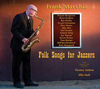 Frank Macchia-Folk Songs for Jazzers