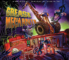 Grease Mechanix Album Cover